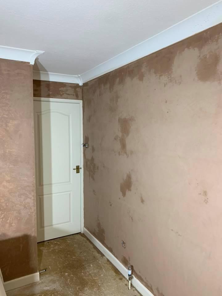 Plastering Contractors Devon