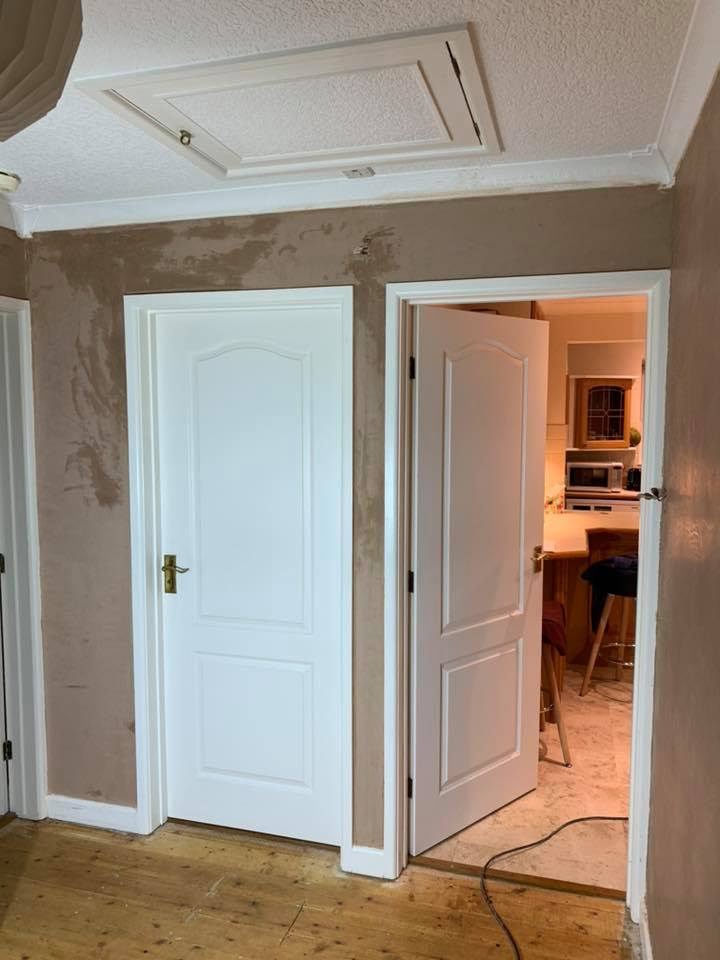 Plastering Contractors In Exeter