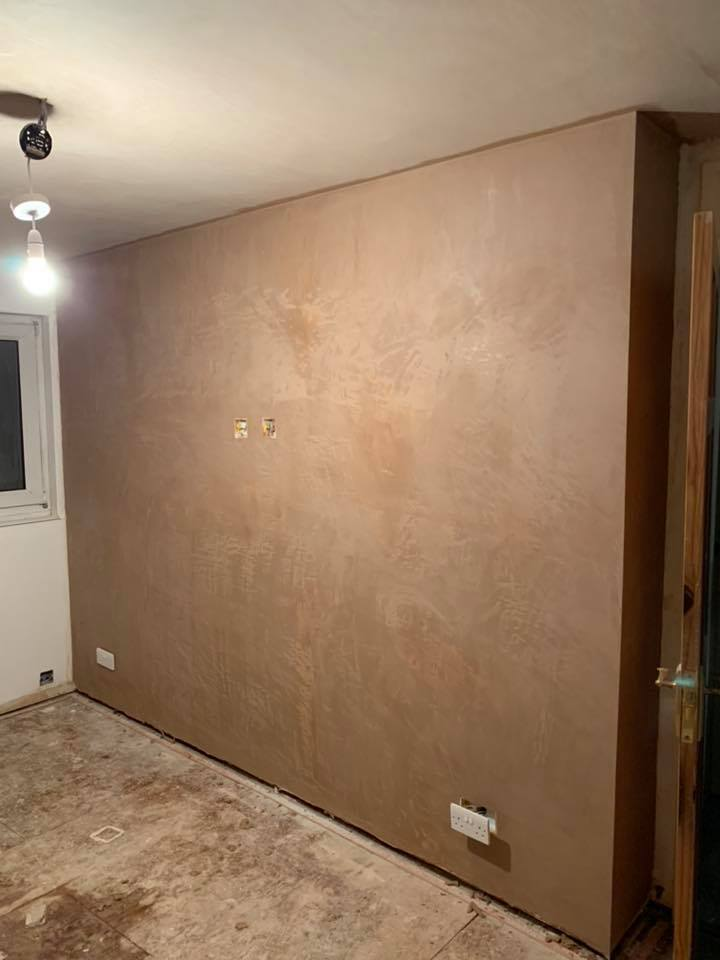 Plastering Contractors In Exeter and Devon